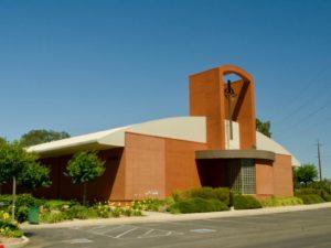 Outside of Faith Episcopal Church