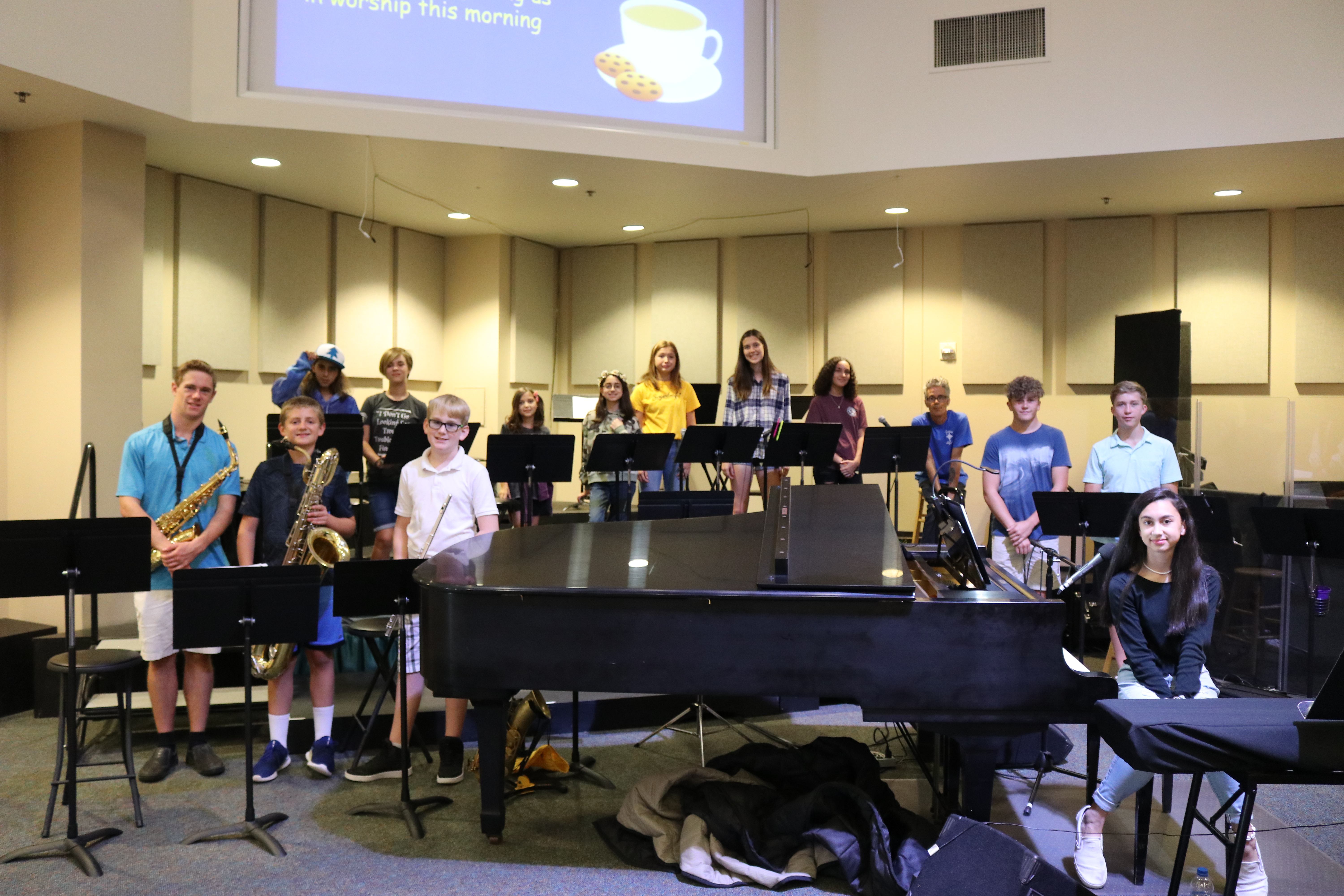 Youth Choir and Orchestra